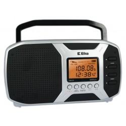 Eltra Radio cyfrowe KAMILA, srebrne