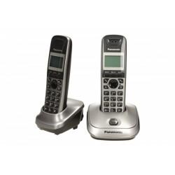 Panasonic KXTG2512 Dect|Grey|Duo
