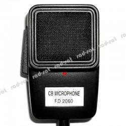 Mikrofon CB Farun FD 2060 echo, kompresja, wzmocnienie