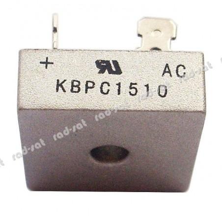 Mostek prostowniczy Graetza 15A 1000V KBPC1510
