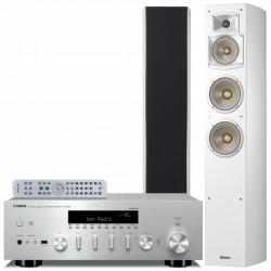 Yamaha R-N602 + NS-F350 Zestaw stereo z MusicCast, RATY, DOSTAWA GRATIS