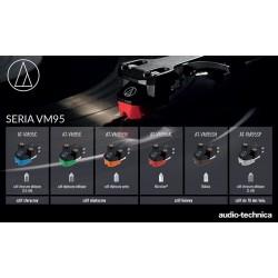 Wkładka gramofonowa Audio-Technica AT-VM95E