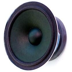 Głośnik średniotonowy Tonsil GDM 10/60 8 Ohm z koszem otwartym i membraną celulozową.