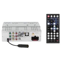 Radio samochodowe PEIYING Exclusive PY9909.2, MP3 USB AUX Bluetooth GPS