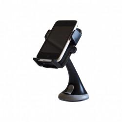 Uniwersalny uchwyt samochodowy na telefon / MP4 / GPS (Automat) ART AX-17