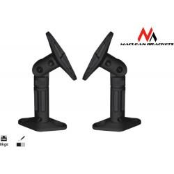 Uchwyt do kolumn głośnikowych Maclean MC-528 o wadze do 3,5 kg