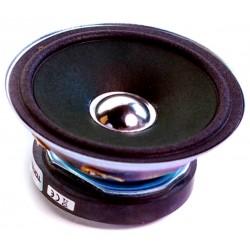 Głośnik średniotonowy Tonsil GDM 10/60/4 8 Ohm z koszem zamkniętym i membraną celulozową