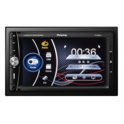Radio samochodowe PEIYING Exclusive PY9908.2, 2DIN z GPS