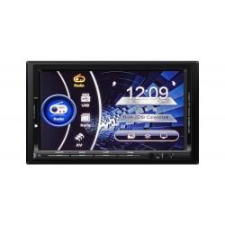 Radio samochodowe Kruger&Matz KM 2004, 2DIN z GPS