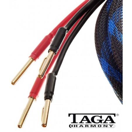 Kable głośnikowe TAGA HARMONY BLUE-16, 2x2,5m