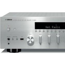Amplituner stereofoniczny Yamaha R-N803D z MusicCast, Bluetooth, AirPlay, DLNA i cyfrowym radiem DAB/DAB+