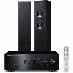Zestaw stereofoniczny Yamaha A-S701 + kolumny Yamaha NS-F51 system 2.0