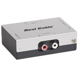 Przedwzmacniacz gramofonowy Real Cable NANO LP-1