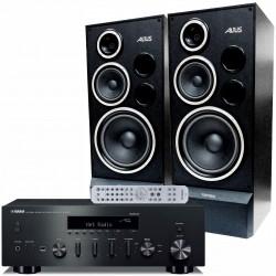 Yamaha R-N602 + Tonsil Altus 200...