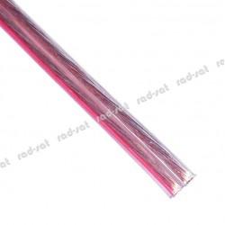 Kabel, przewód głośnikowy CCA 2 x 4mm CABLETECH (KAB0361) / 1mb