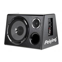 Subwoofer ze wzmacniaczem Peiying PY250QA 200W (2 tryby pracy)