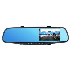Lusterko samochodowe Peiying z rejestratorem i kamerą cofania (PY0106)