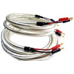 Kabel głośnikowy 2x3m,...