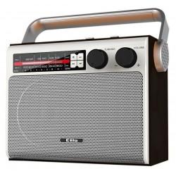 Eltra Celina USB, Radio FM Srebrne