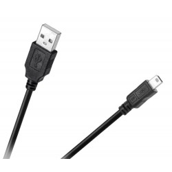 Kabel USB - mini USB 1.8m Cabletech...