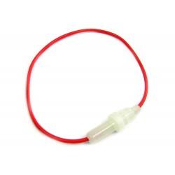 Oprawa bezpiecznika 5x20mm na kablu
