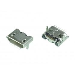 Gniazdo micro USB SMD Typ2