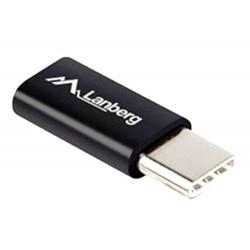 Lanberg AD-UC-UM-02 adapter USB CM -...
