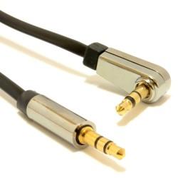 Gembird 1m, Kabel stereo mini Jack...