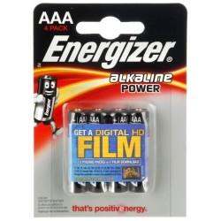 Energizer Power LR03 B4 1,5V Baterie...