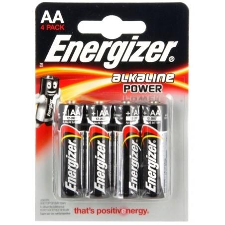 Energizer Power LR6 B4 Baterie alkaliczne 1,5V (blister, 4 sztuki)