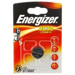 Energizer CR2032 3,0V LiMnO2 Bateria...