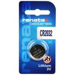 Renata CR2032 B1 3,0V LiMnO2 Bateria...