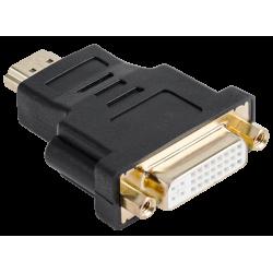 Cabletech DVI - HDMI Złącze, adapter...