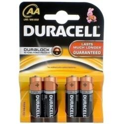 Duracell LR6 C&B B4 Bateria...