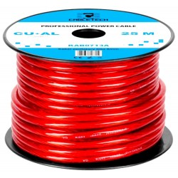 Cabletech 6Ga OD8mm CU+AL Kabel,...