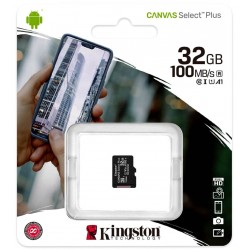 Kingston 32GB Canvas Select Plus...