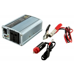 Whitenergy AC/DC 350W 12V/230V z USB...