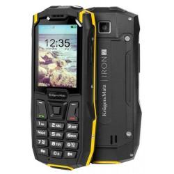 Kruger&Matz IRON 2, Telefon 2x SIM,...