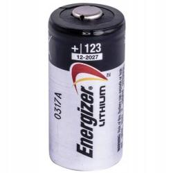 Energizer CR123A Bateria litowa 3,0V...