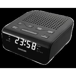 Sencor SRC 136 B Radiobudzik FM