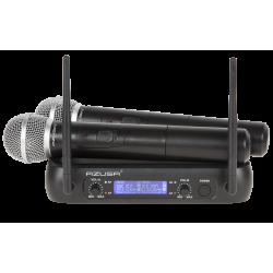 AZUSA WR-358LD VHF Dwukanałowy system...