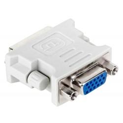 Złącze DVI wtyk - VGA...