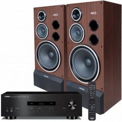 Yamaha A-S201 + Tonsil Altus 300 +...