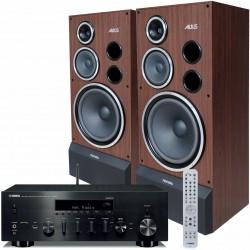 Yamaha R-N803D + Tonsil Altus 300...