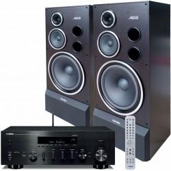 Yamaha R-N803D + Tonsil Altus 300 Zestaw stereo z MusicCast, AirPlay, DLNA i tunerem DAB+, RATY, DOSTAWA GRATIS