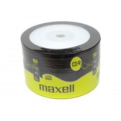 Płyta CD-R 700MB MAXELL (bulk 50)