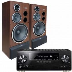 Pioneer VSX-933 + Tonsil Altus 300...