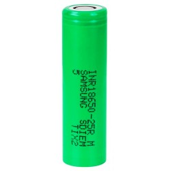 Akumulator Samsung 18650 2500mAh 3,7V...