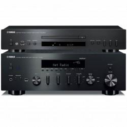 Yamaha R-N602 + CD-S300...