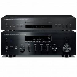 Yamaha R-N803D + CD-S300 Sieciowy...